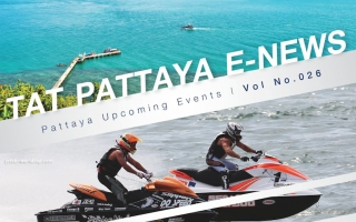 TAT PATTAYA E-NEWS VOL.026