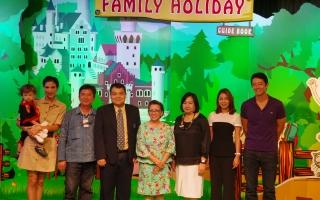 ททท.เปิดโครงการ Family Holiday  พร้อมแนะนำไกด์บุ๊คสำหรับตลาดครอบครัว