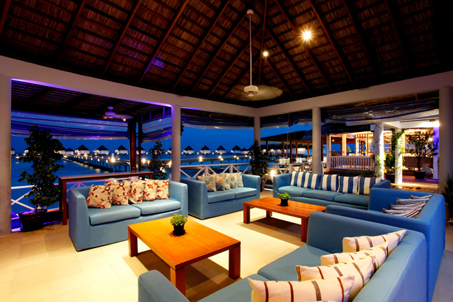 Centara Grand Island Resort  Spa Maldives - Front  Lobby 3